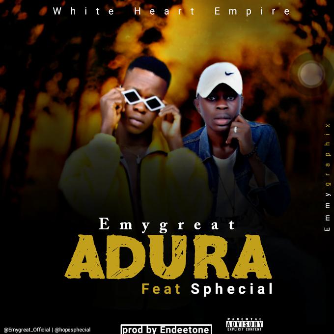 Emygreat Ft Special - Adura