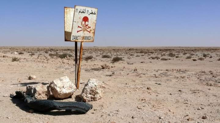 Kebrutalan Perancis Di Aljazair: 9 Juta Ranjau Darat yang Mematikan