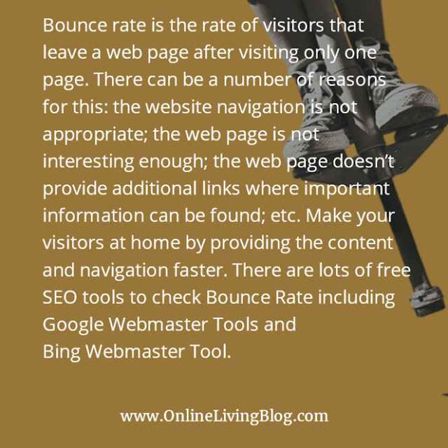 Reduce Bounce Rate for Bing Search