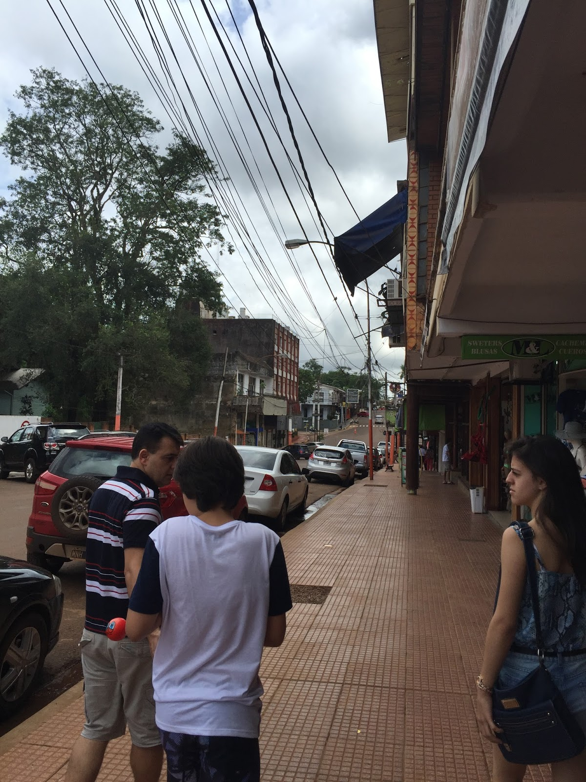 PUERTO IGUAZÚ EM AVENIDA BRASIL