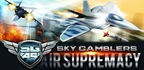 Sky Gamblers: Air Supremacy [APK+OBB DATA] Android cracked games