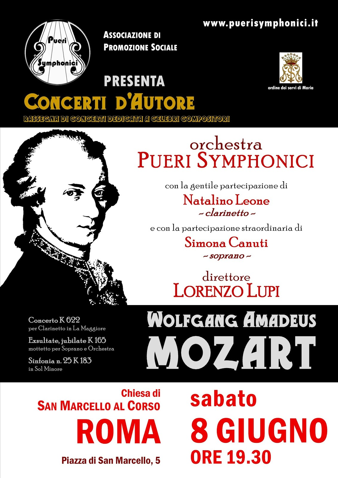 Concerto d'Autore - Mozart