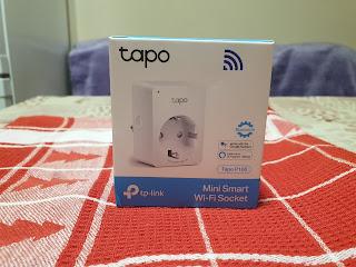 Tapo P100 WiFi socket