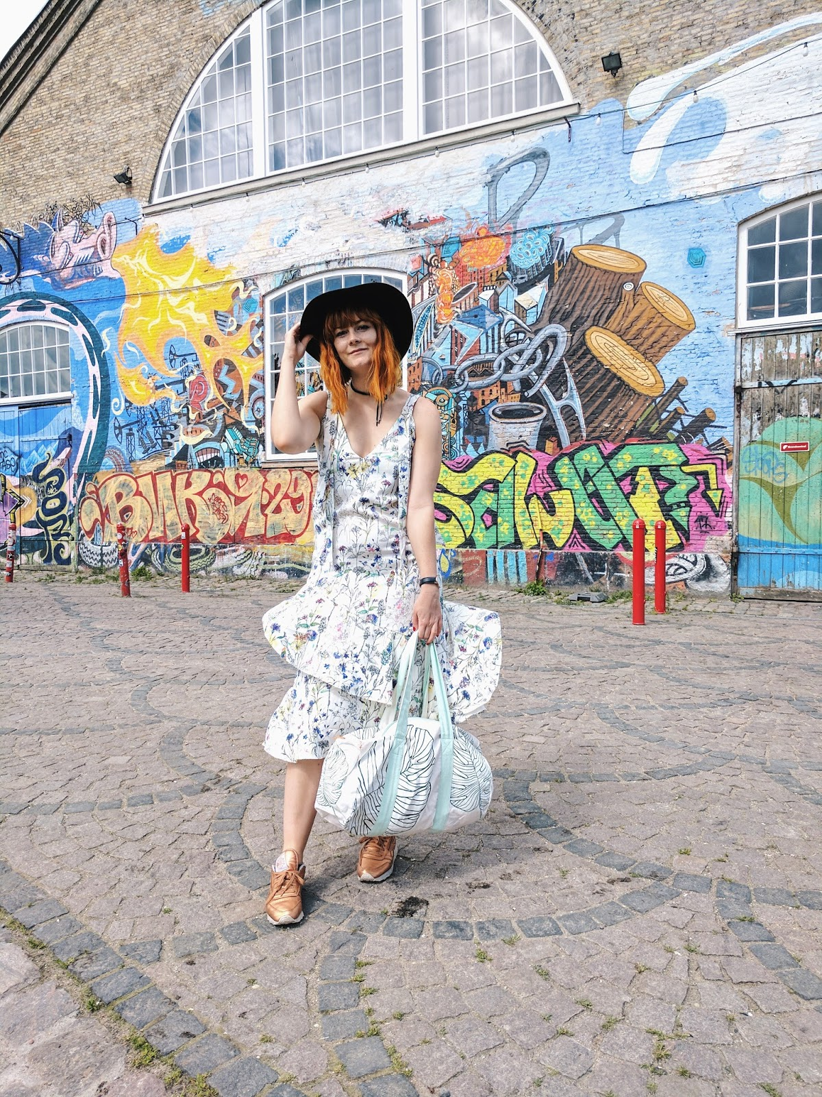 Fashion blogger, Leigh Travers, lists her three wardrobe essentials for a city trip