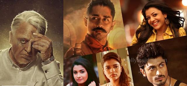 Kamal Haasan to wrap-up Shankar's 'Indian 2'