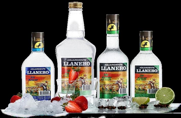 Aguardiente Llanero será maquilado por la Unidad de licores de Cundinamarca