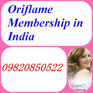 Join Oriflame in New Delhi Today
