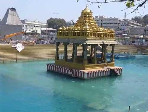 Swami Pushkarini – The Sacred Pond in Tirupati Balaji Temple – Importance and Holiness