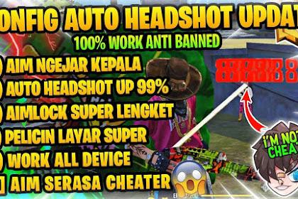 Download Config Auto Headshot Free Fire Zip Terbaru