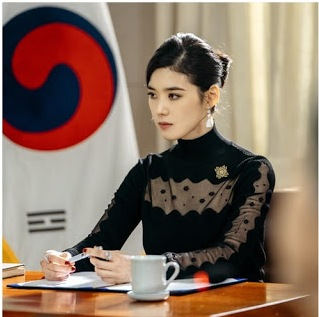 pemain The King: Eternal Monarch - Jung Eun Chae pemeran Goo Seo Ryung