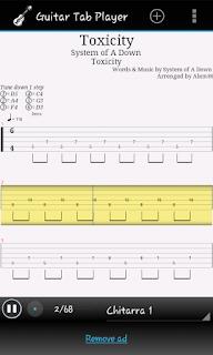 Buka File Guitar Pro secara gratis Di Perangkat Android