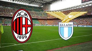 موعد مباراة ميلان ضد لاتسيو في الدوري الإيطالي 2022 والقنوات الناقلة