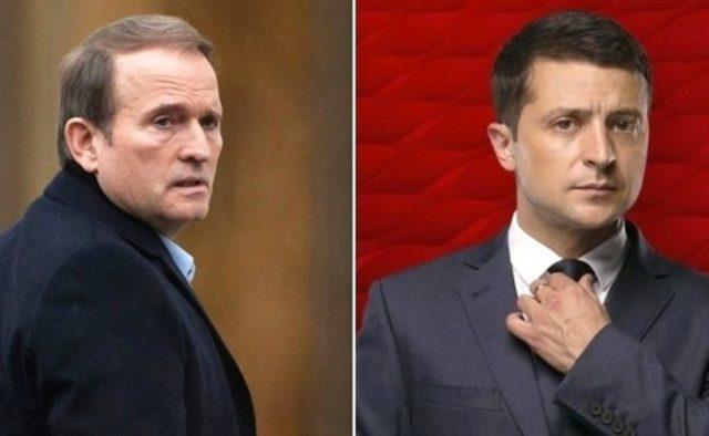 Зеленський відкрито пригрозив Медведчуку