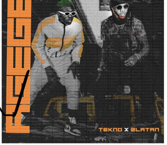 Download Tekno- Agege ft Zlatan Mp3 And Video