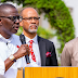 Governor Sanwo-Olu advises Lagosians to Go and do last minute shopping now in reaction to Buhari's lockdown order