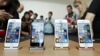 Biaya Produksi IPhone 5SE MURAH