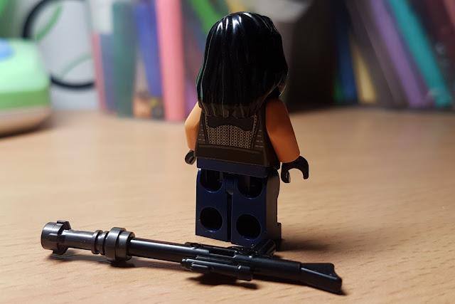 Кара Дюн, подруга Мандалорца, Звездные войны, напарница