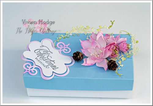 Flower challenge, box, flowers