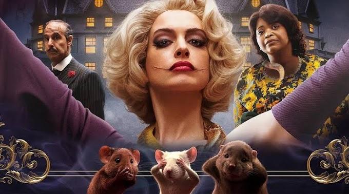 Convenção das Bruxas | Remake ganha data de estreia no Brasil