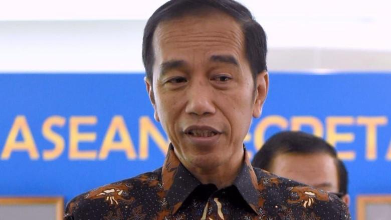 Kementrian Akan Ada Yang Digabung Sebut Jokowi