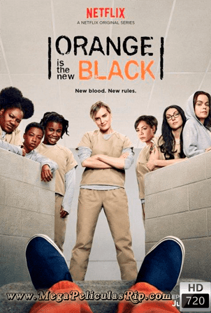 Orange Is the New Black Temporada 4 [720p] [Latino-Ingles] [MEGA]