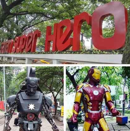 Taman Ikonik Kota Bandung untuk Spot Foto Terbaik