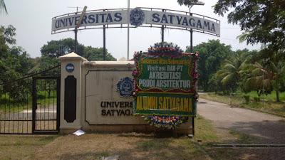 Universitas Satyagama – Daftar fakultas dan Program Studi