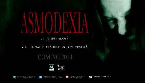 'Asmodexia' la opera prima de Marc Carreté tendá su premiere en el seno del BIFFF