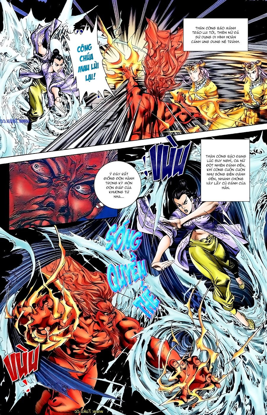 Cơ Phát Khai Chu Bản chapter 106 trang 9