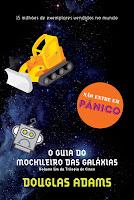 Guia do Mochileiro das Galáxias | Blog Mente Viajante