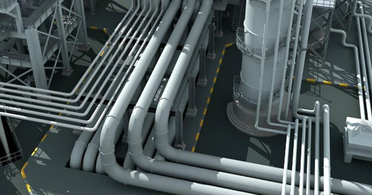 Cómo se realiza el diseño de tuberías en AutoCAD Plant 3D? - cadBIM3D