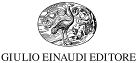 The publisher's famous ostrich logo is still on the cover of every Einaudi publication