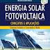 Livro Energia Solar Fotovoltaica