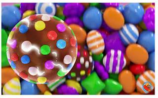 تحميل لعبة كاندي كراش ساغا Candy Crush Saga مهكرة آخر إصدار للأندرويد