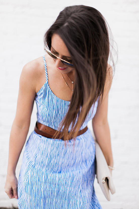 Here&Now: Old Navy slip dress