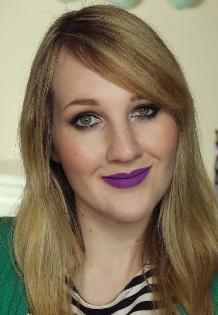 Australis Velour Lips - TOK-I-O Swatches & Review
