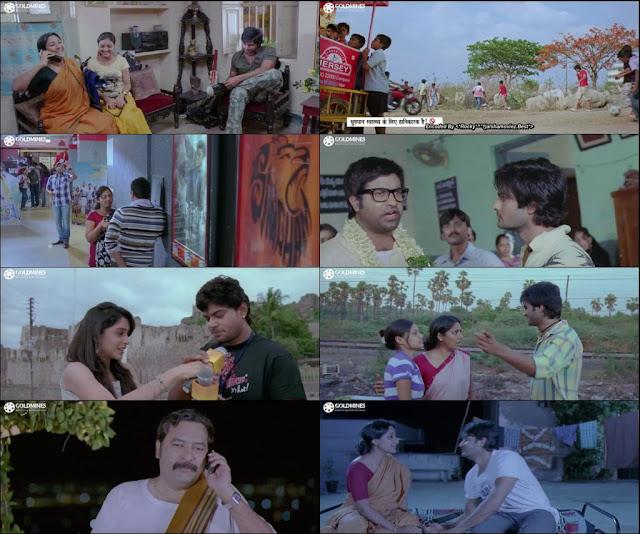 Siva Manasulo Sruthi 2020 Hindi Dubbed 720p WEBRip