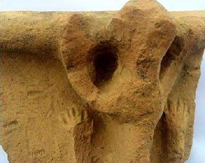 3,000-yr-old vase fragment found in Iraqi Kurdistan