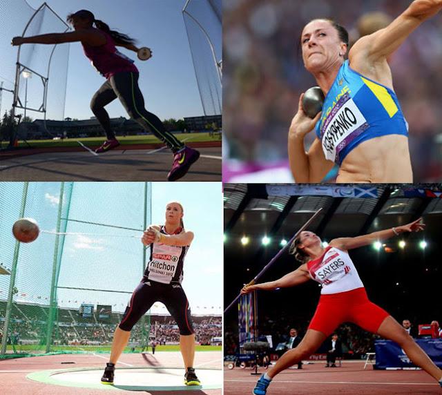 Dunia Atletik - Lari, Jalan, Lompat, dan Lempar ~ Zona ...