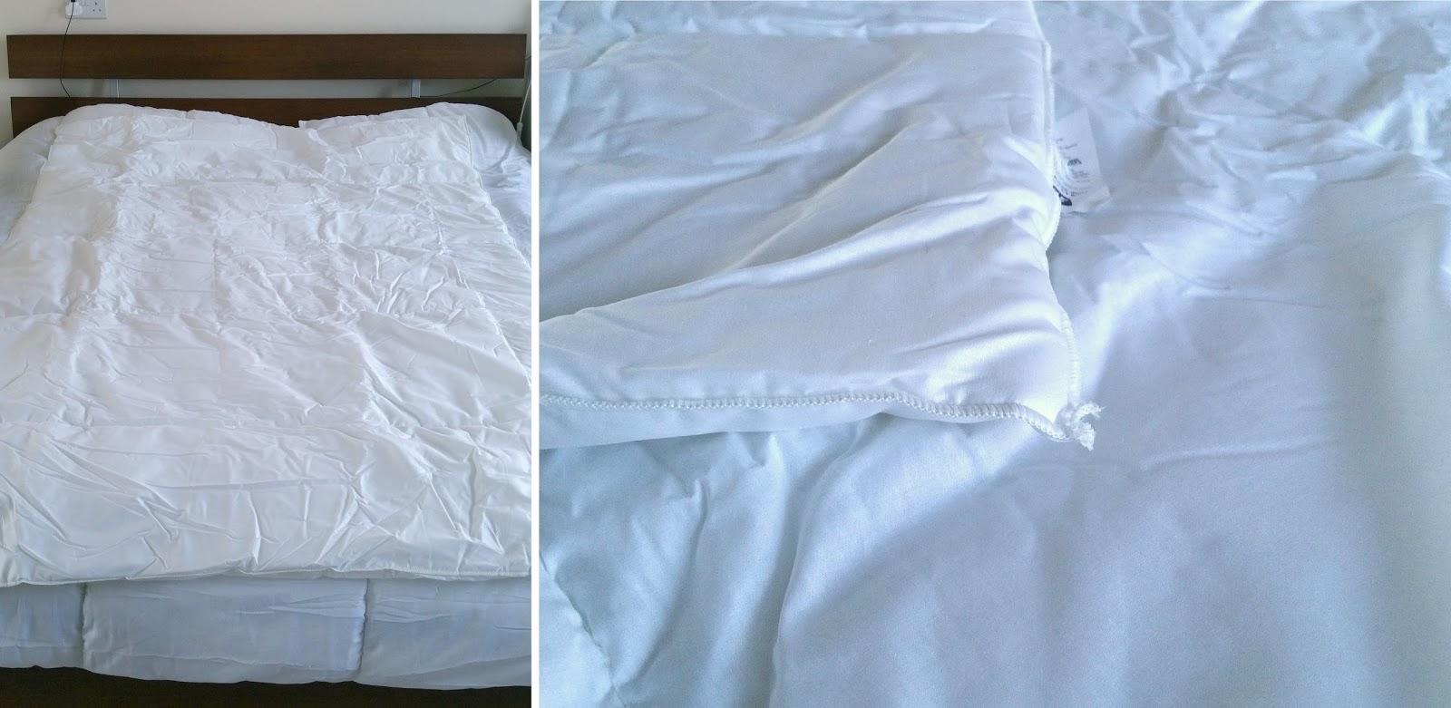 Sleepy people, Anti-allergy pillow, anti-allergy duvet