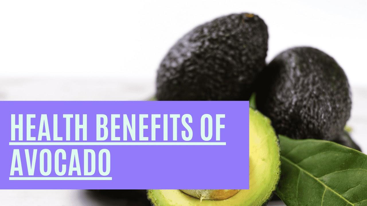 Top 5 Health Benefits of Avocado