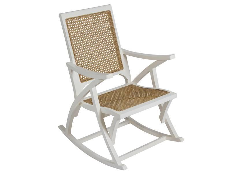 La web de la decoracion y el mueble en la red mecedoras y balancines coloniales y rusticos - Mecedora madera blanca ...