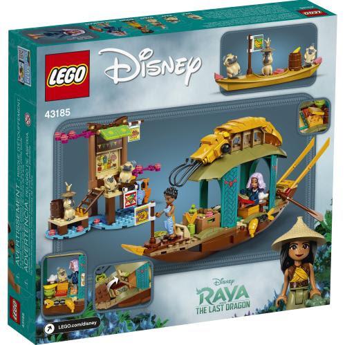 Princess Bricks: Raya and the Last Dragon LEGO sets