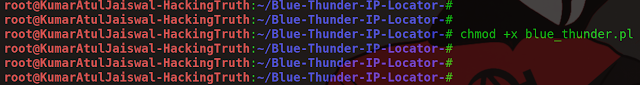 blue thunder IP location tool
