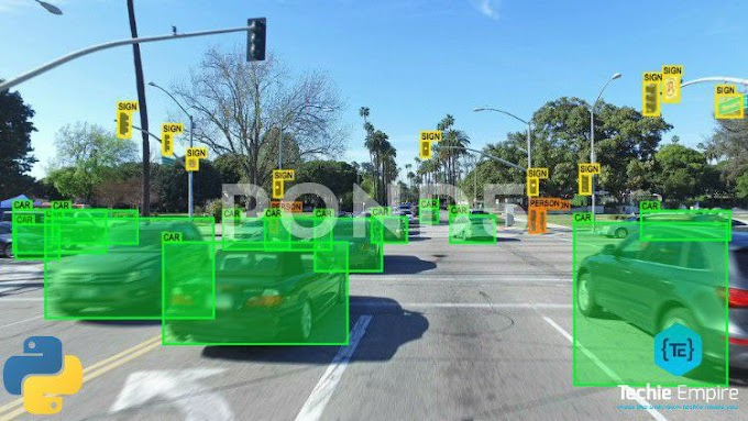 Object Detection Web App with TensorFlow, OpenCV and Flask [Free Online Course] - TechCracked