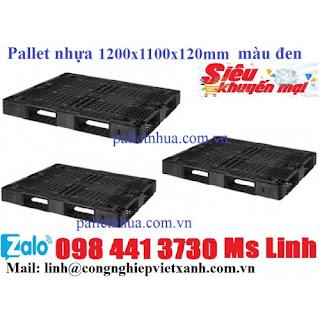 pallet-nhua-1200x1100x120mm-mau-den
