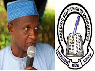 Give us N1.5 TRILLION and we will end strike – ASUU