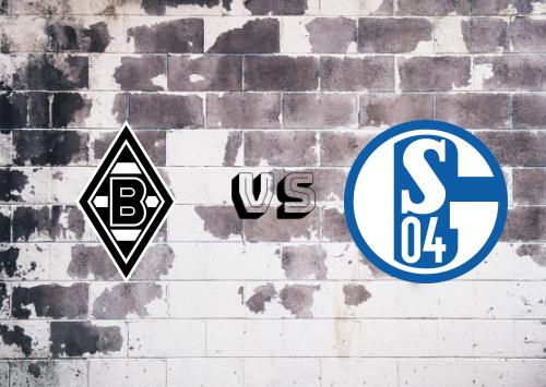 Borussia M'gladbach vs Schalke 04  Resumen