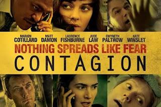 film Contagion  – Coronavirus