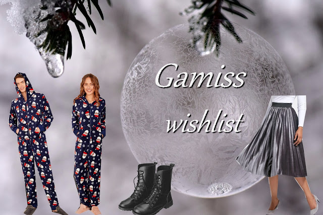 gamiss wishlist, višlista, čizme, boots, suknja, skirt, pajama, onesie, christmas, online shop, onlajn šop